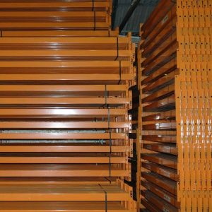 used pallet racking beam