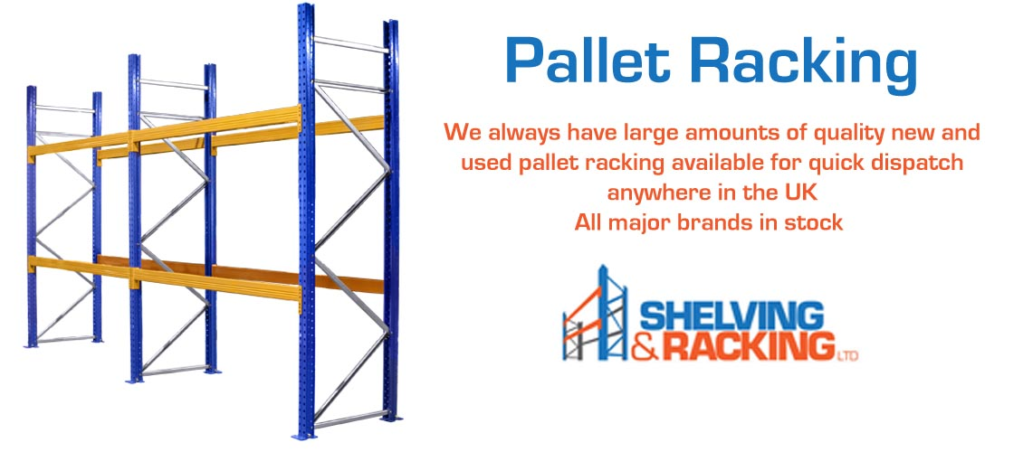 Pallet Racking, shelving & racking enquiry forms