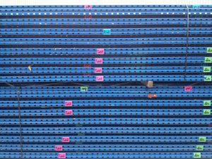 Pallet Racking Frame