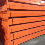 Used Redirack pallet racking beam