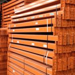 Used Stow pallet racking