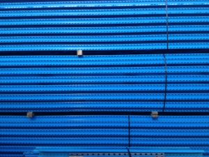 Used Stow Pallet Racking Frame