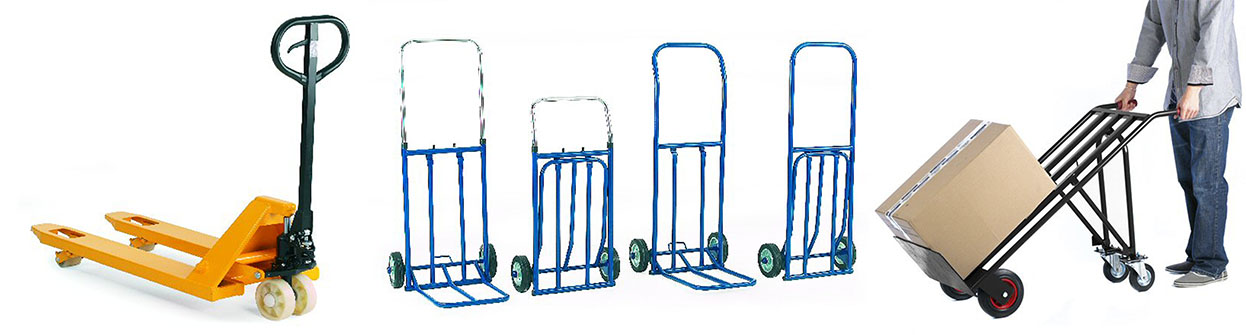 Warehouse Trucks and Warehouse Trolleys
