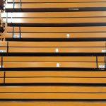 Used Apex pallet racking