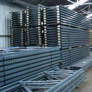 Used Dexion Speedlock warehouse pallet racking
