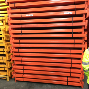 Warehouse pallet racking deliveries