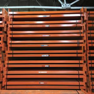Used industrial pallet racking