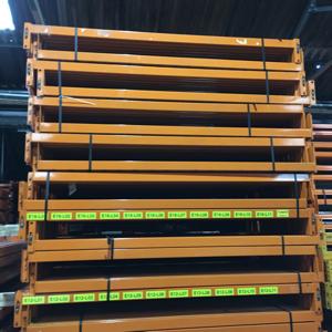 Used Dexion industrial pallet racking