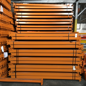 Used Apex warehouse racking