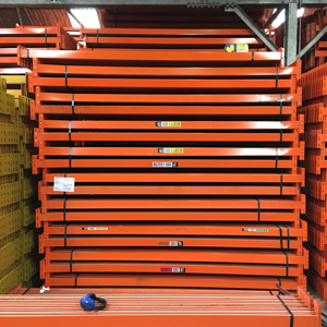 Used PSS pallet racking