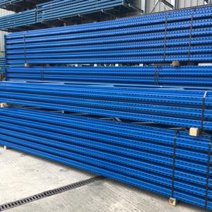 Industrial pallet racking update