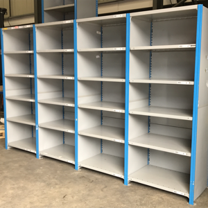 Used Dexion shelving