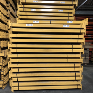 Used Link 51 industrial racking