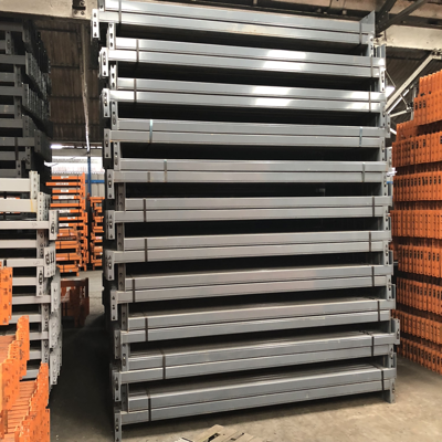 Second hand pallet racking deliveries