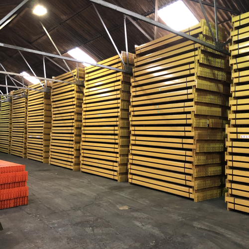 Link 51 warehouse racking