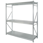 Midispan shelving level
