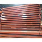 Used Dexion P90 pallet racking beam