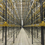 Used pallet racking offer- 10 bays of Link 51