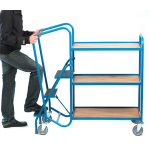 Warehouse Order Picking Trolley