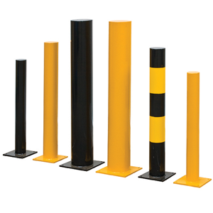 Warehouse Protective Posts