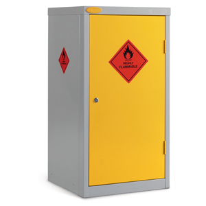 Hazardous Cabinet - small with dished top