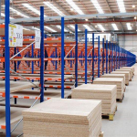 Used longspan shelving offer- 10 bays of PSS shelving
