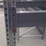 SpeedRack weatherproof pallet racking beam