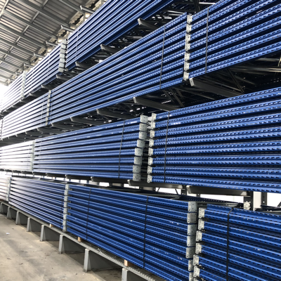 Who buys used pallet racking?