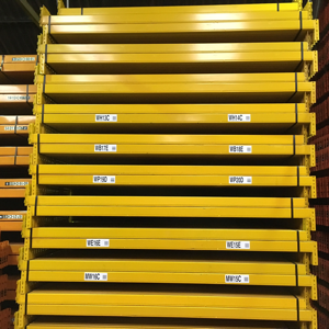 Pallet Racking Offer - 6 bays of used Redirack