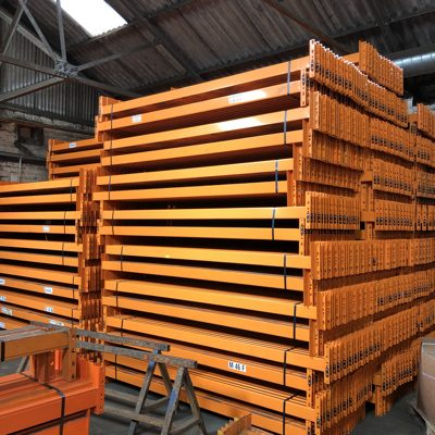 used pallet racking near me