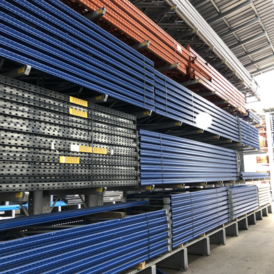 How to identify your pallet racking system