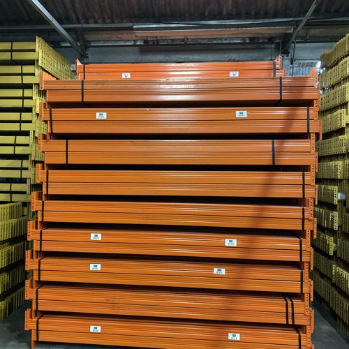 used industrial racking