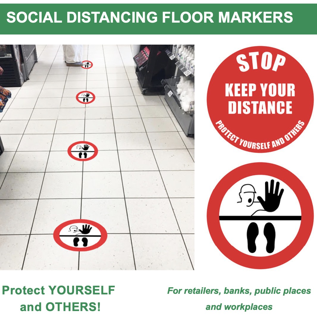 Social Distancing and Employee Protection