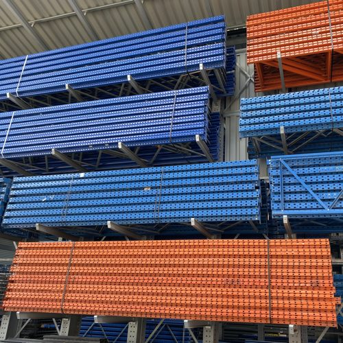 If you need to sell warehouse racking, we can help