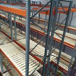 Timber decking for pallet racking