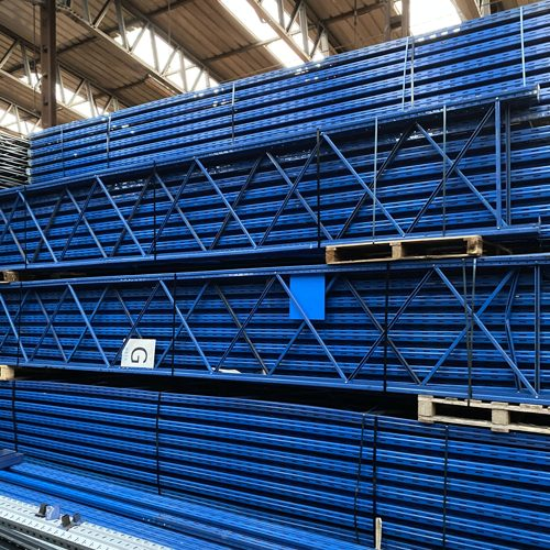 used warehouse racking