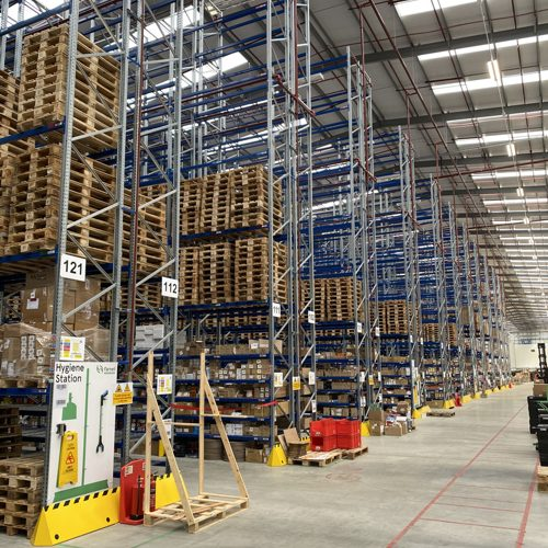 sell used dexion racking