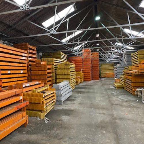 warehouse racking beams