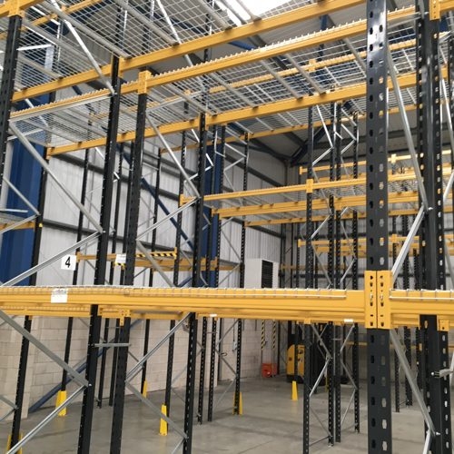 sell warehouse storage equipment