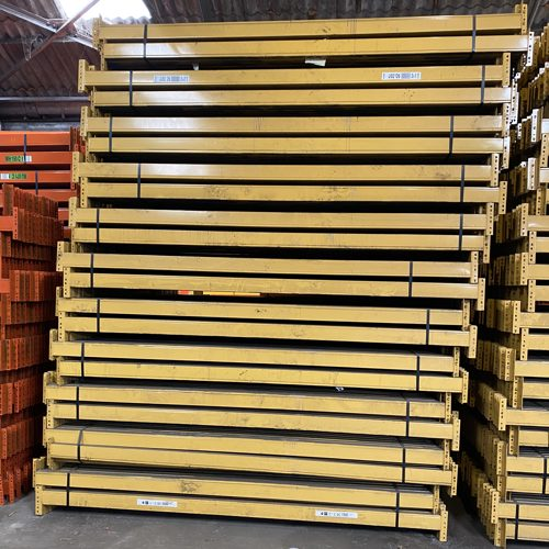 Industrial shelving and racking deliveries