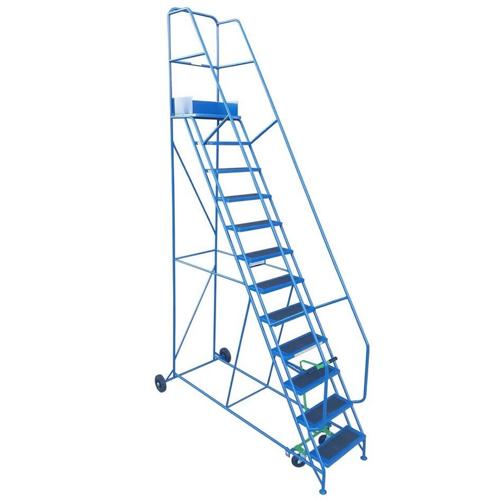 warehouse platform steps