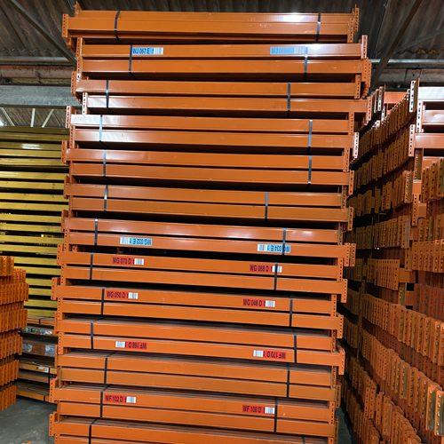 used warehouse storage equipment